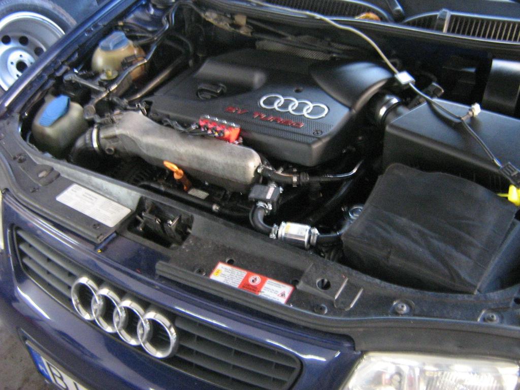 Audi A3 18t Motometal Inż Bartosz M Sewastianik Instalacje