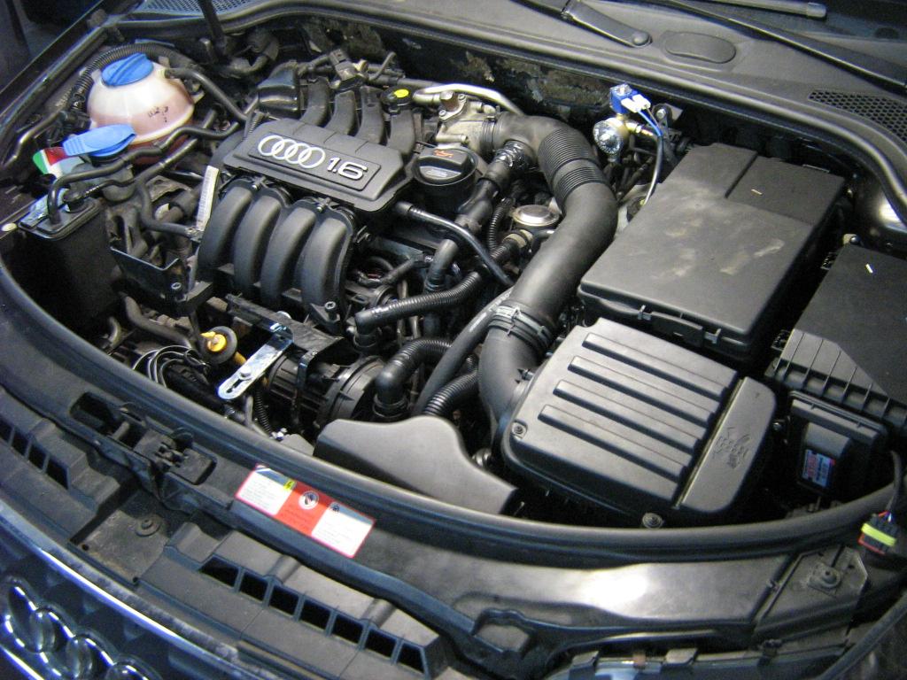 Audi A3 16 Motometal Inż Bartosz M Sewastianik Instalacje